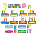 Carson Dellosa CD-110038 Birthday Cakes Mini Bb Set