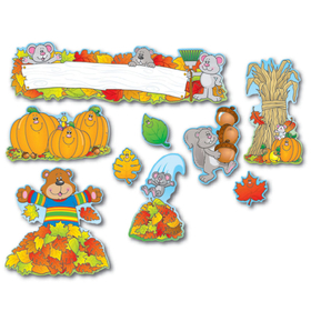 Carson Dellosa CD-110047 Fall Mini Bb Set, Price/EA