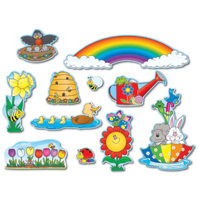 Carson Dellosa CD-110048 Spring Mini Bb Set, Price/EA