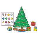 Carson Dellosa CD-110055 Bb Set Mini Christmas Tree