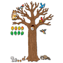 Carson Dellosa CD-110078 Big Tree W/Animals Bb Sets Gr K-5 Decorative