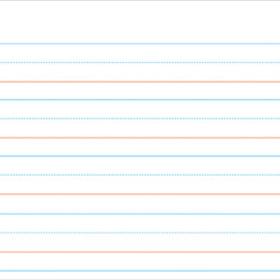 Carson Dellosa CD-114043 Handwriting Paper, Price/EA
