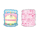 Carson Dellosa CD-120019 Birthday Cakes Mini Cutouts
