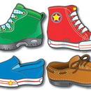 Carson Dellosa CD-120024 Shoes Cut Outs