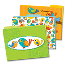 Carson Dellosa CD-136007 Boho Birds Folders