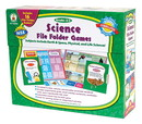 Carson Dellosa CD-140045 Games Science File Folder Skill Building Center Activities Gr 2-3
