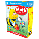 Carson Dellosa CD-140052 Math Learning Games Gr 2 Centersolutions