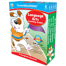 Carson Dellosa CD-140053 Language Arts Learning Games Gr K Centersolutions