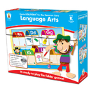 Carson Dellosa CD-140309 Language Arts Game Gr K