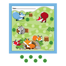 Carson Dellosa CD-148023 Playful Foxes Mini Incentive Charts