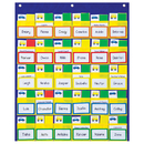 Carson Dellosa CD-158040 Classroom Management Pocket Charts - Gr K-2