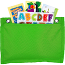 Carson Dellosa CD-158564 Board Buddies Lime Pocket Charts