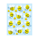 Carson Dellosa CD-168019 Bees Shape Stickers 72Pk