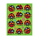 Carson Dellosa CD-168028 Ladybugs Shape Stickers 72Pk