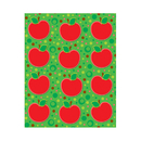 Carson Dellosa CD-168030 Apples Shape Stickers 72Pk