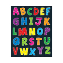 Carson Dellosa CD-168033 Alphabet Shape Stickers 156Pk