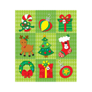 Carson Dellosa CD-168047 Christmas Prize Pack Stickers