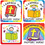 Carson Dellosa CD-168171 I Learned My Memory Verse Stickers - 120 Pc