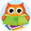 Carson Dellosa CD-188049 Reading Owl Two Sided Decorations