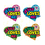Carson Dellosa CD-2178 Dazzle Stickers Jesus Loves 120/Pk Me