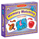 Carson Dellosa CD-3110 Game Elephants Never Forget Ages 3 & Up Memory Matching
