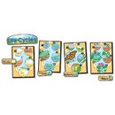 Carson Dellosa CD-3425 Bb Set Life Cycles Gr 1-8 Butterfly Chick/Frog/Plant