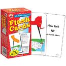 Carson Dellosa CD-3913 Flash Cards Us States & Capitals