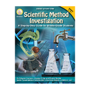 Carson Dellosa CD-404118 Scientific Method Investigations A Step By Step Guide For Gr 5-8