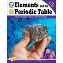 Carson Dellosa CD-404185 Elements And The Periodic Table Gr 5-8