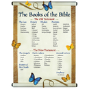 Carson Dellosa CD-6327 Chartlet The Books Of The Bible 17 X 22