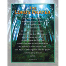 Carson Dellosa CD-6328 Chartlet The Lords Prayer 17X22