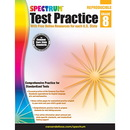 Carson Dellosa CD-704254 Test Practice Gr 8