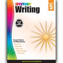 Carson Dellosa CD-704574 Spectrum Writing Gr 5