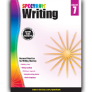 Carson Dellosa CD-704576 Spectrum Writing Gr 7