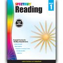Carson Dellosa CD-704579 Spectrum Reading Gr 1