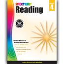 Carson Dellosa CD-704582 Spectrum Reading Gr 4