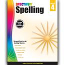 Carson Dellosa CD-704600 Spectrum Spelling Gr 4