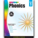 Carson Dellosa CD-704604 Spectrum Phonics Gr 1