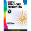 Carson Dellosa CD-704691 Spectrum Manuscript Handwriting - Gr K-2