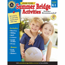 Carson Dellosa CD-704696 Summer Bridge Activities Gr K-1