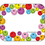 Carson Dellosa CD-9475 Name Tags Multicolored Smiley 40/Pk Faces Self-Adhesive