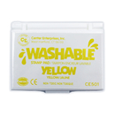 Center Enterprises CE-501 Stamp Pad Washable Yellow