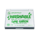 Center Enterprises CE-510 Stamp Pad Washable Lime Green