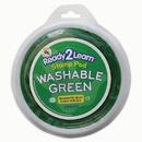 Center Enterprises CE-6603 Jumbo Circular Washable Pads Green Single
