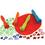 Center Enterprises CE-6678 Easy Grip Pattern Stampers 4 Set