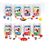 Center Enterprises CE-6785 Ready2Learn Giant Creative Designs Stampers Collection