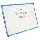 Copernicus Educational Prod. CEPAC455 Magnetic Lined Dry Erase Board