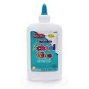 Charles Leonard CHL46008 Economy Washable School Glue 8 Oz