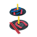 Champion Sports CHSIHS1 Indoor Outdoor Horseshoe Set