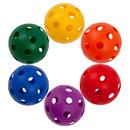 Champion Sports CHSPLSBSET Plastic Balls Softball Size 6 Set